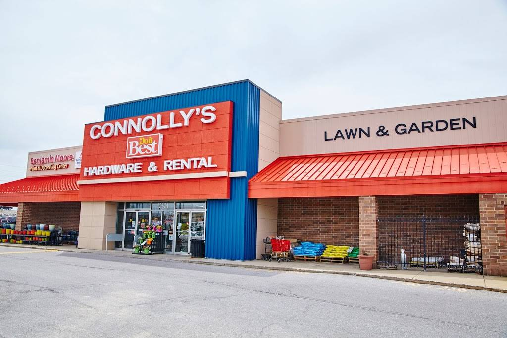 Connollys Do it Best Hardware & Rental (Illinois Road) - hardware store  | Photo 10 of 10 | Address: 10301 Illinois Rd, Fort Wayne, IN 46814, USA | Phone: (260) 625-1009