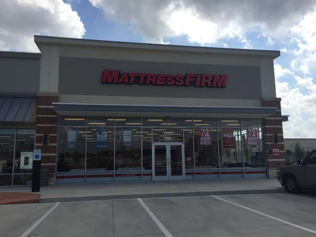 Mattress Firm Westlake Marketplace 14237 E Sam Houston
