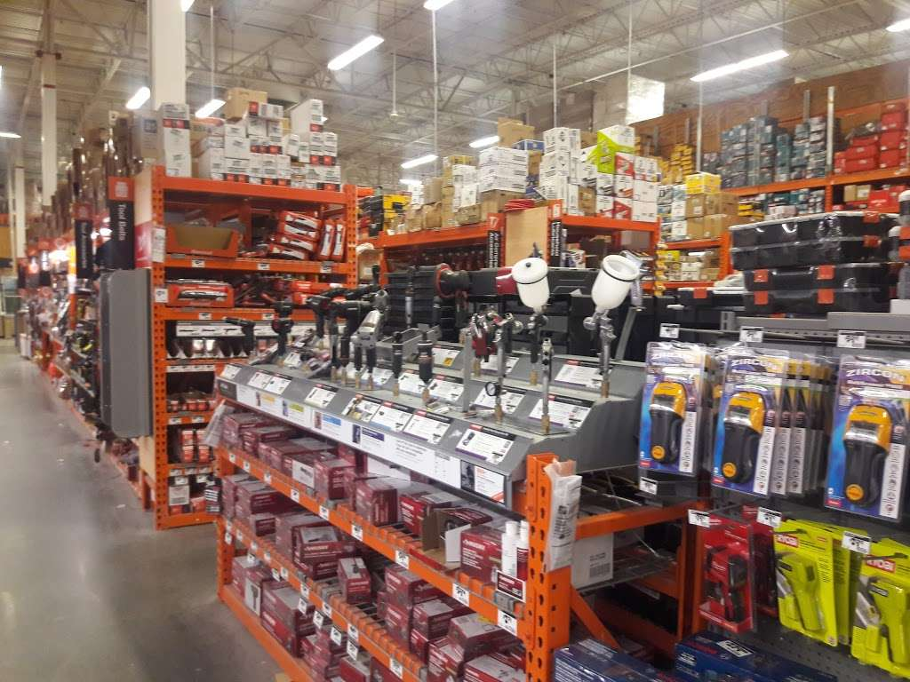 The Home Depot - hardware store  | Photo 1 of 10 | Address: 579 Gateway Dr, Brooklyn, NY 11239, USA | Phone: (718) 827-9568