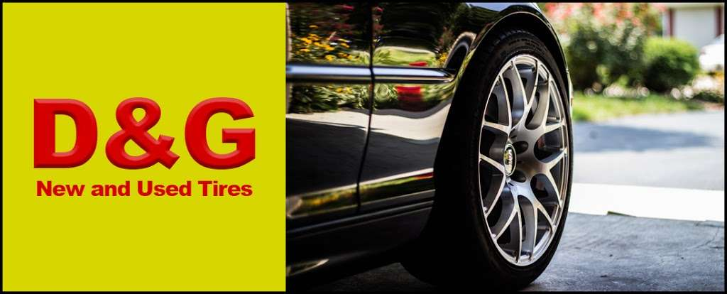 D&G New and Used Tires - car repair    Photo 1 of 10   Address: 850 Pennsylvania Ave, Hagerstown, MD 21742, USA   Phone: (301) 733-1450