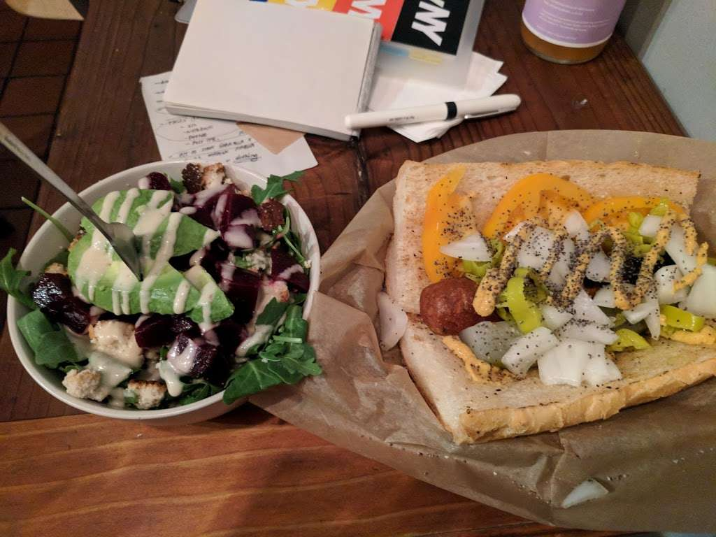Toad Style - meal delivery    Photo 5 of 10   Address: 93 Ralph Ave, Brooklyn, NY 11221, USA   Phone: (347) 789-1589