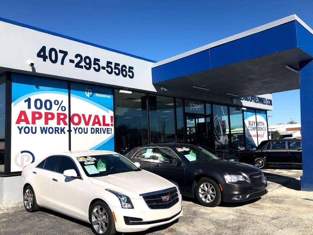 Orlando Preowned - car repair  | Photo 5 of 10 | Address: 3701 W Colonial Dr, Orlando, FL 32808, USA | Phone: (407) 295-5565