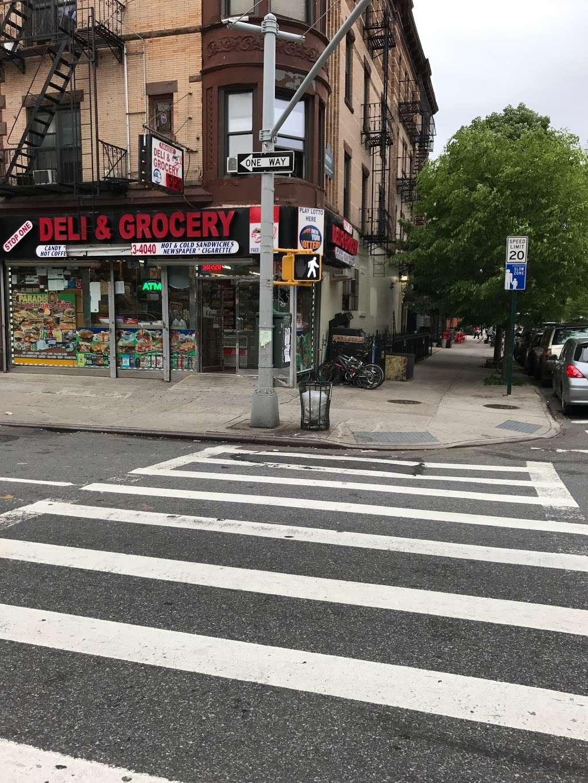 Paradise Deli - store  | Photo 2 of 2 | Address: 320 Lafayette Ave, Brooklyn, NY 11238, USA | Phone: (347) 223-4040