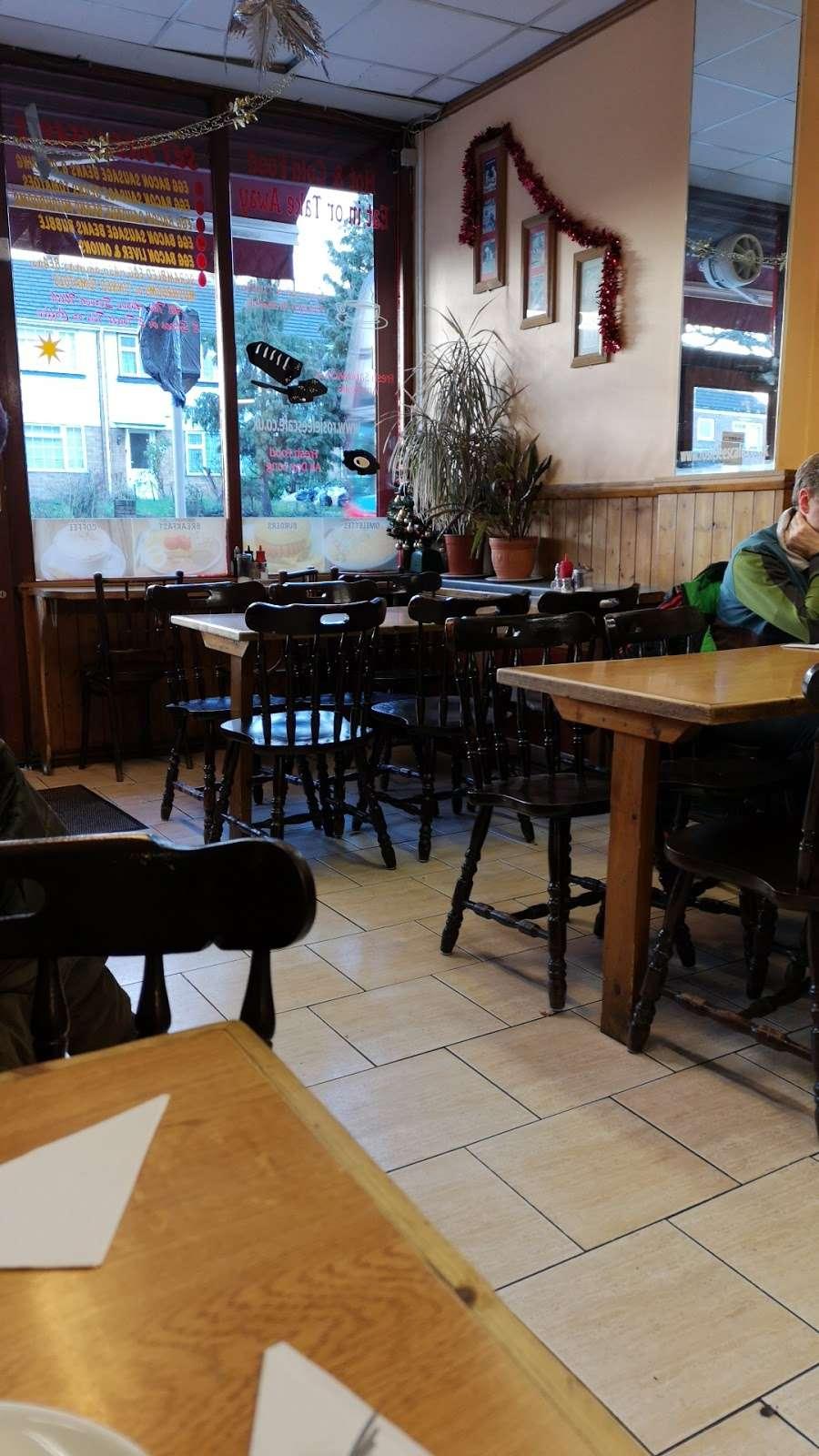 Rosie Lees Cafe - cafe  | Photo 1 of 6 | Address: 147 Anerley Rd, London SE20 8EF, UK | Phone: 020 8778 0776