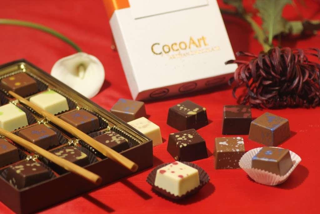 CocoArt Chocolate - store    Photo 1 of 10   Address: 20 Prag Blvd #002, Monroe, NY 10950, USA   Phone: (845) 248-1617