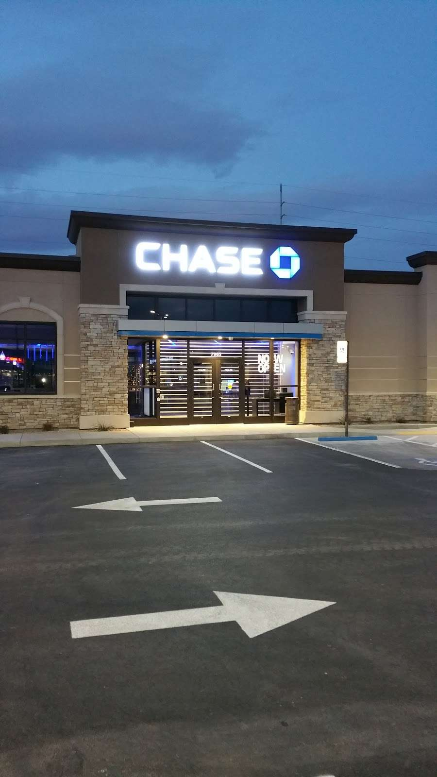 Chase Bank - bank  | Photo 10 of 10 | Address: 7965 Blue Diamond Rd, Las Vegas, NV 89178, USA | Phone: (702) 545-9432