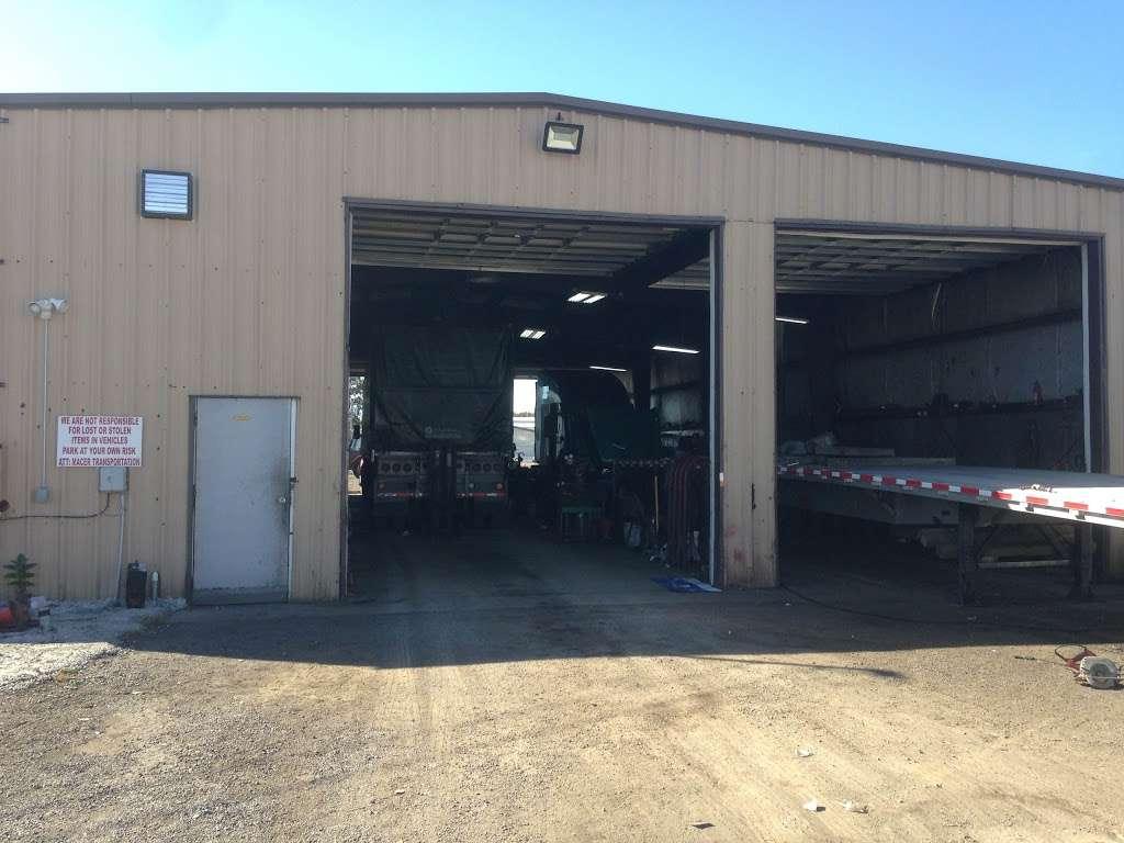 Macer Truck and Trailer Repair Shop - car repair  | Photo 3 of 10 | Address: 7800 Melton Rd, Gary, IN 46403, USA | Phone: (219) 746-4487
