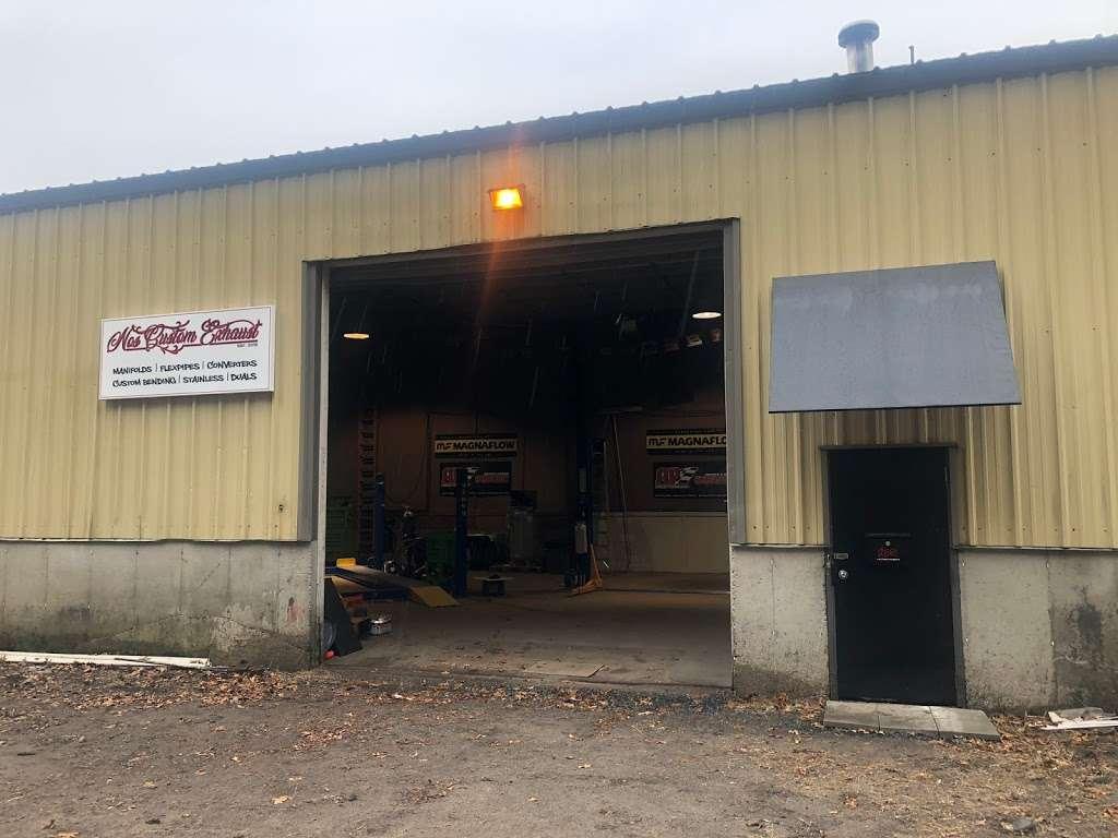Nos Custom Exhaust - car repair  | Photo 4 of 10 | Address: 777 Madison St, Wrentham, MA 02093, USA | Phone: (781) 686-6102