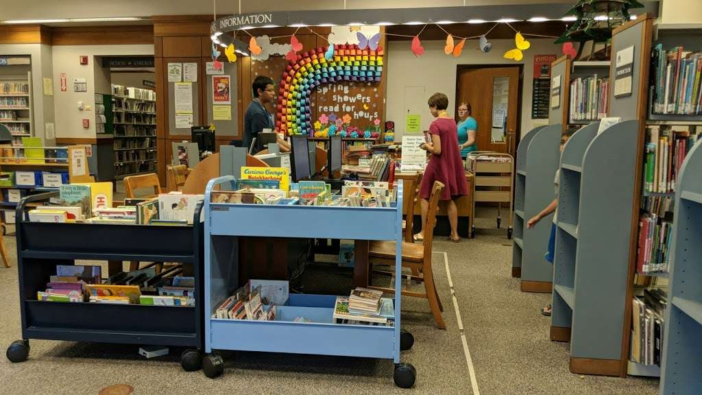 Mary Riley Styles Public Library - library  | Photo 4 of 10 | Address: 120 N Virginia Ave, Falls Church, VA 22046, USA | Phone: (703) 248-5030
