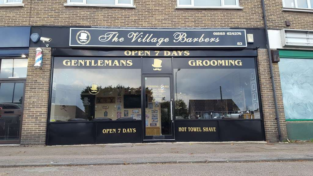 THE VILLAGE BARBERS 82 - hair care  | Photo 5 of 10 | Address: 82 Limpsfield Rd, Warlingham CR6 9RA, UK | Phone: 01883 624274