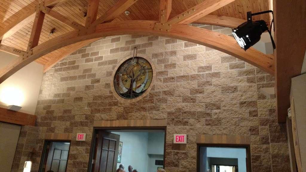 Good Shepherd Catholic Church - church  | Photo 8 of 10 | Address: 12800 W 75th St, Shawnee, KS 66216, USA | Phone: (913) 631-7116