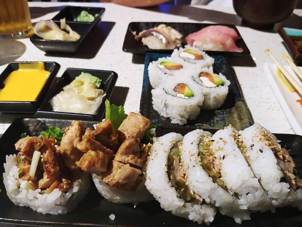 Aji Sushi - restaurant  | Photo 2 of 8 | Address: 5239 Elkhorn Blvd, Sacramento, CA 95842, USA | Phone: (916) 550-0333