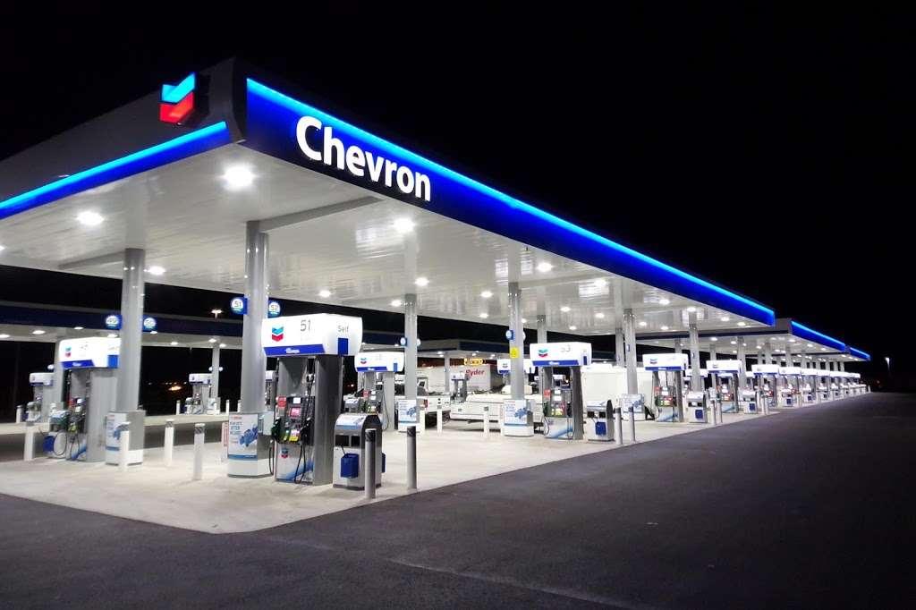Chevron - gas station    Photo 2 of 10   Address: 1 Goodsprings Rd, Jean, NV 89019, USA