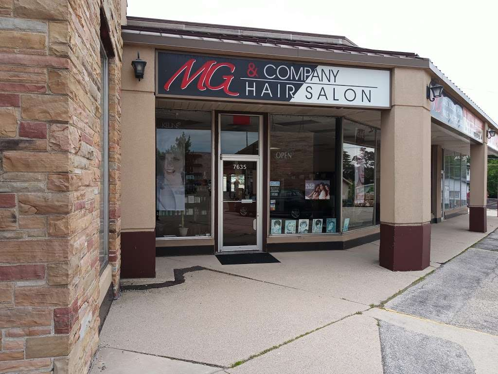 Mg & Company Hair Salon - hair care  | Photo 3 of 10 | Address: 7635 W Beloit Rd, West Allis, WI 53219, USA | Phone: (414) 541-6990
