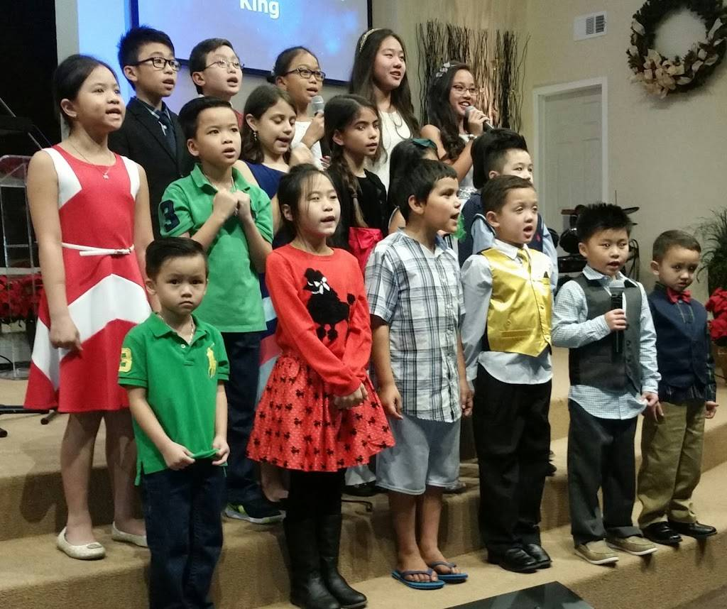 Vietnamese Baptist Church of Arlington - church  | Photo 10 of 10 | Address: 4515 SW Green Oaks Blvd, Arlington, TX 76017, USA | Phone: (817) 478-7592