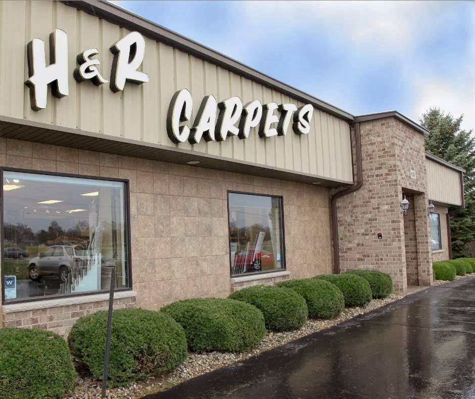 H&R Carpets Inc - home goods store    Photo 2 of 9   Address: 608 E Main St, Waunakee, WI 53597, USA   Phone: (608) 849-7482