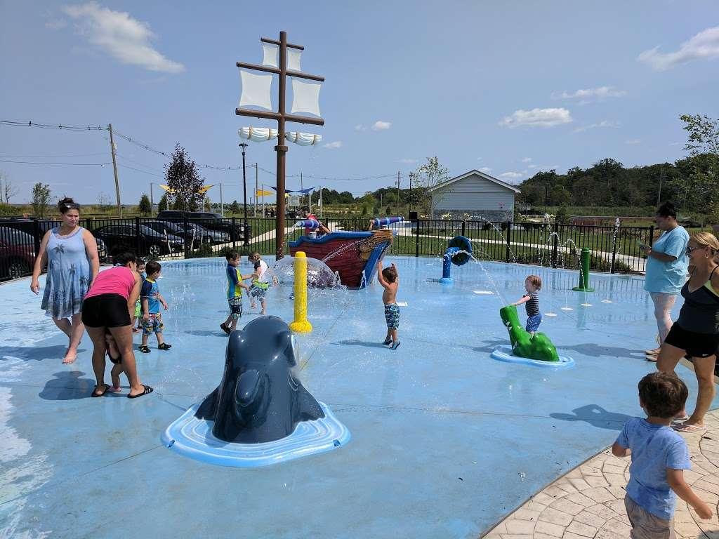 Pirate's Cove - park  | Photo 8 of 10 | Address: 449 Raritan Blvd, Keyport, NJ 07735, USA | Phone: (908) 587-4137