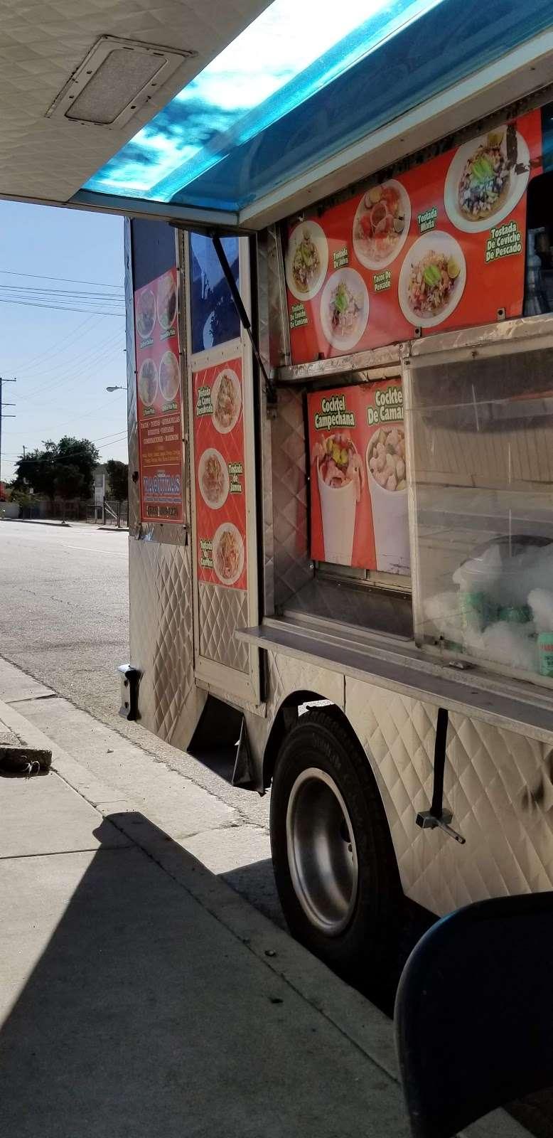 Tacos Y Mariscos Vicky - restaurant  | Photo 1 of 3 | Address: 15328 San Pedro St, Gardena, CA 90248, USA | Phone: (323) 819-1274