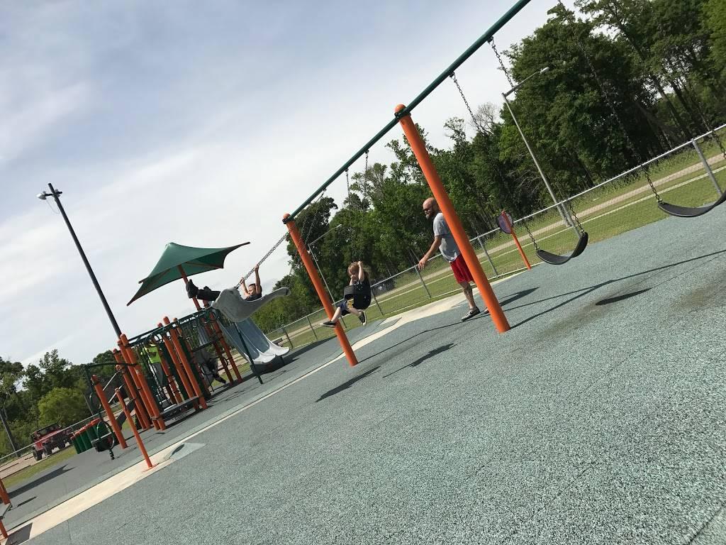 Estelle Playground - gym    Photo 2 of 8   Address: 5801 Leo Kerner Pkwy, Marrero, LA 70072, USA   Phone: (504) 349-5964