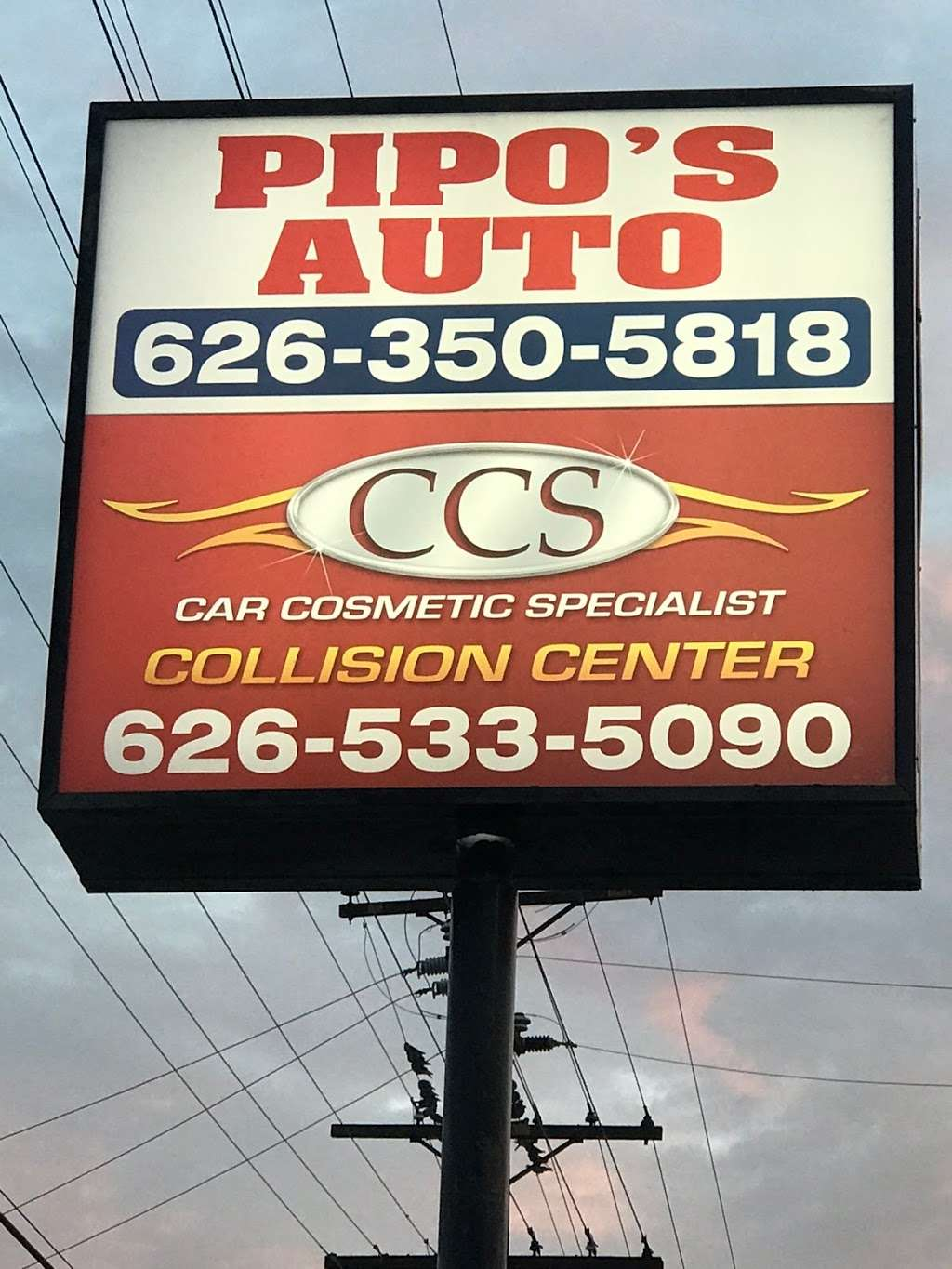 CCS Car Cosmetic Specialist - car repair  | Photo 2 of 2 | Address: 2347 Durfee Ave, El Monte, CA 91732, USA | Phone: (626) 533-5090