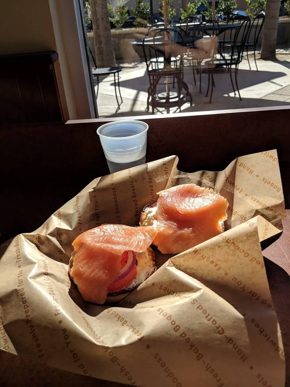 Einstein Bros. Bagels - bakery  | Photo 5 of 9 | Address: 16304 Beach Blvd, Westminster, CA 92683, USA | Phone: (714) 847-4609