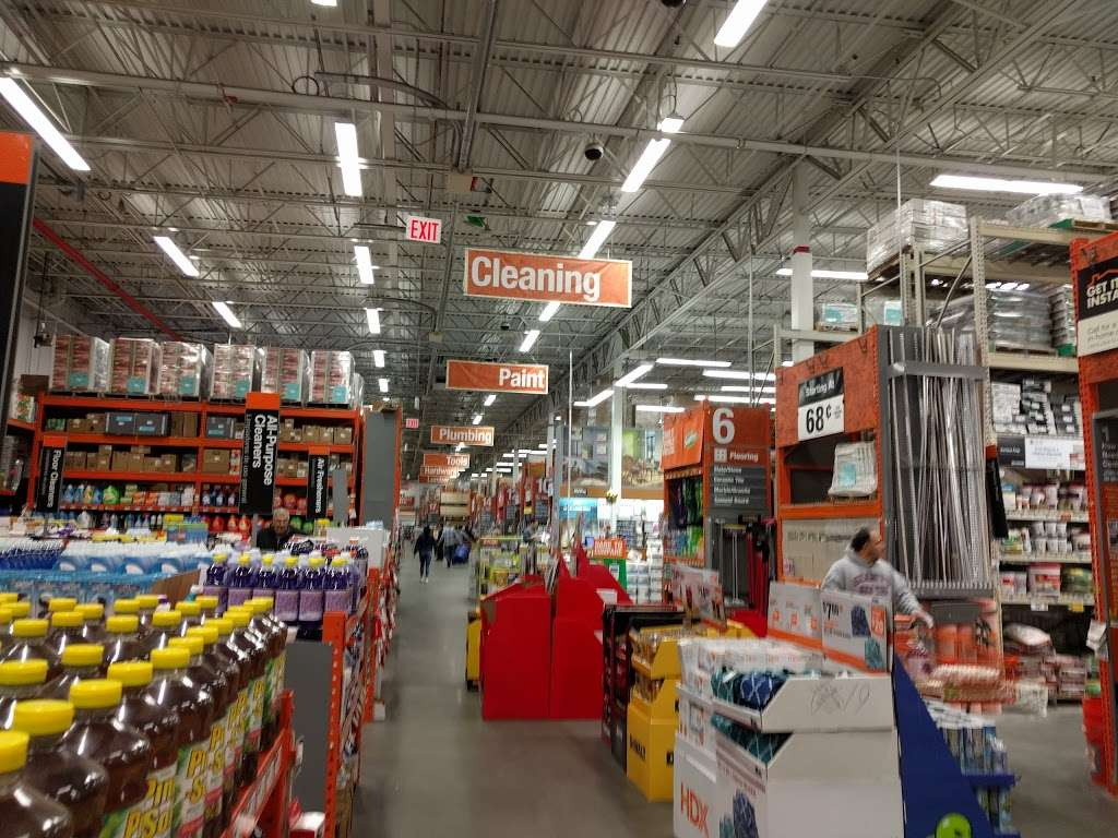 The Home Depot - hardware store  | Photo 1 of 10 | Address: 124-04 31st Ave, Flushing, NY 11354, USA | Phone: (718) 661-4608