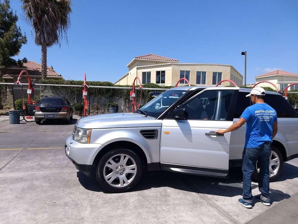 Fast N Clean Car Wash - car wash  | Photo 7 of 10 | Address: 6150, 1661, W Vista Way, Vista, CA 92083, USA | Phone: (760) 842-7543
