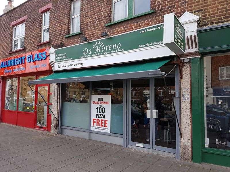 Da Moreno Pizzeria - meal takeaway  | Photo 2 of 10 | Address: 190 Northfield Ave, London W13 9SJ, UK | Phone: 020 8579 8905