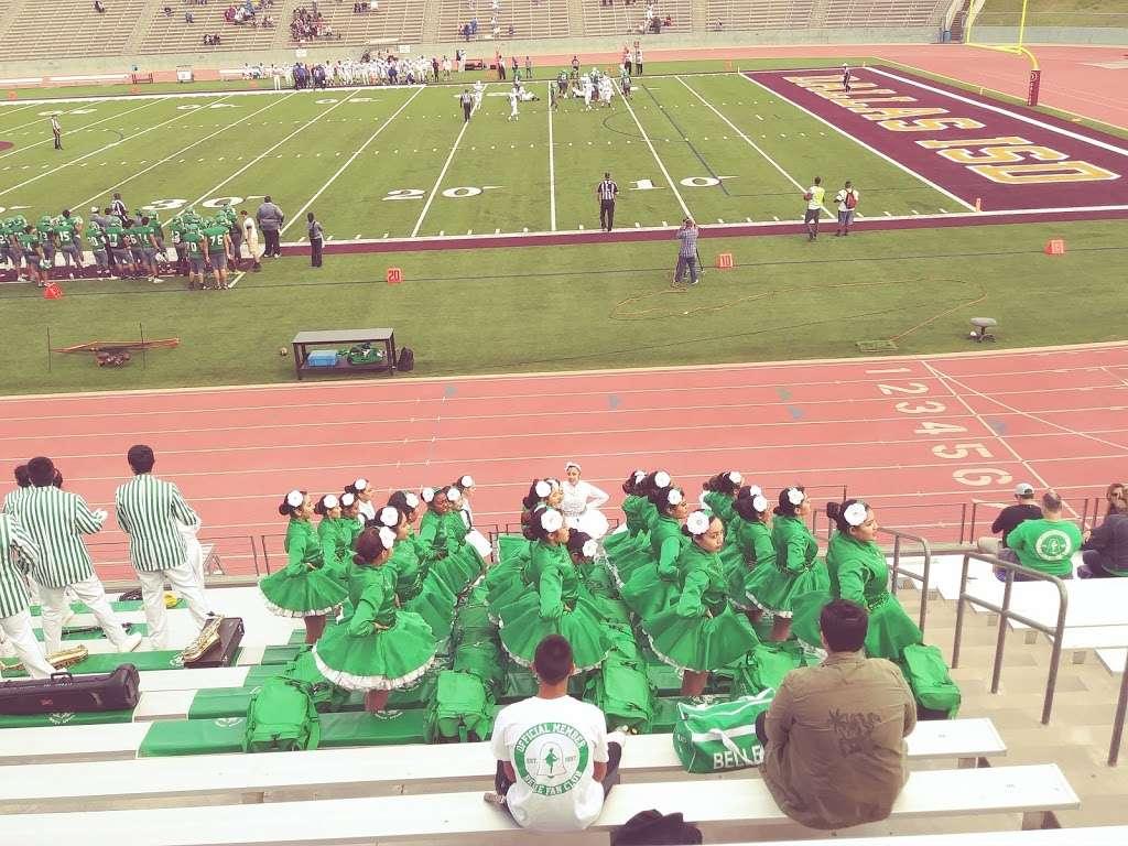 John Kincaide Stadium - stadium  | Photo 8 of 10 | Address: 9100 S Polk St, Dallas, TX 75232, USA | Phone: (855) 452-2828