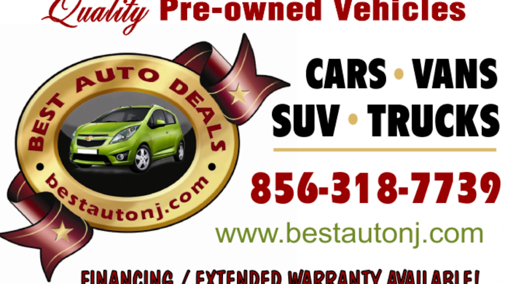 Best Auto Deals - car dealer  | Photo 4 of 4 | Address: 4335 S Black Horse Pike, Williamstown, NJ 08094, USA | Phone: (856) 318-7739