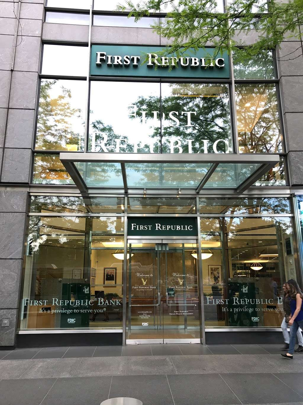 First Republic Bank - bank  | Photo 3 of 6 | Address: 10 Columbus Cir, New York, NY 10019, USA | Phone: (212) 331-0088