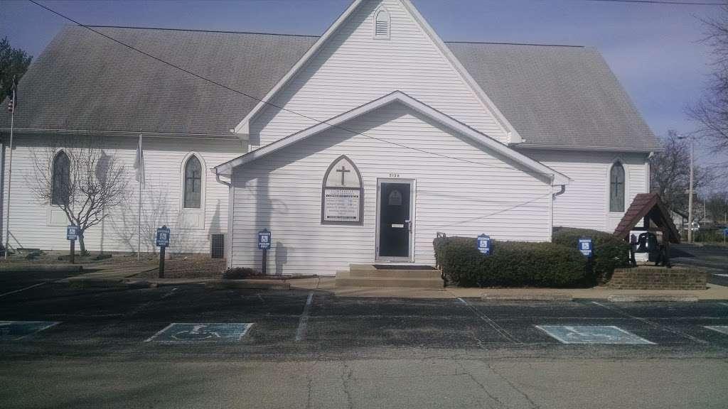 Huntsville Good Shepherd Church - church  | Photo 1 of 4 | Address: 3126 Market St, Pendleton, IN 46064, USA | Phone: (765) 778-2993