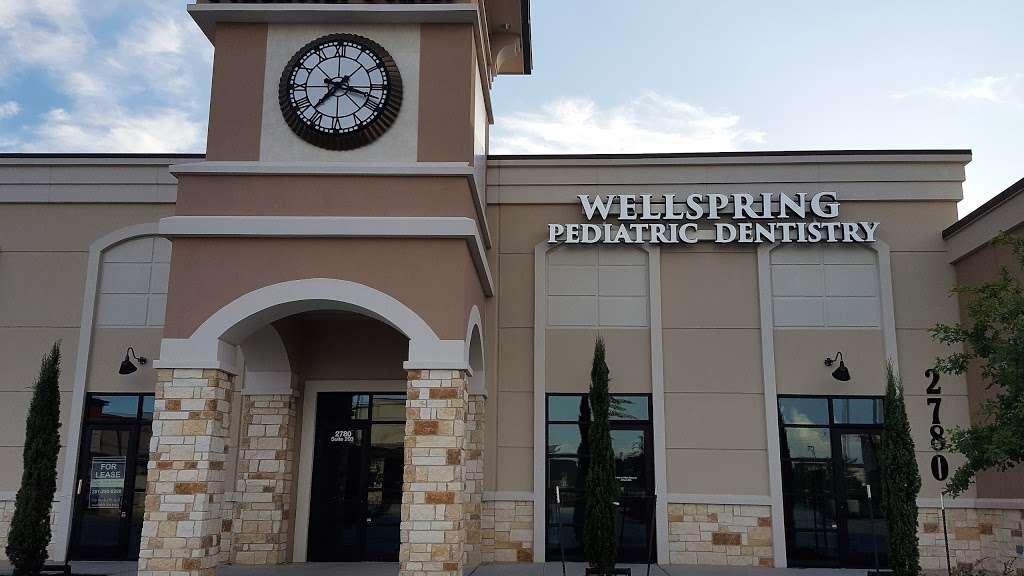 Wellspring Pediatric Dentistry - dentist  | Photo 4 of 7 | Address: 2780 FM 1463 #203, Katy, TX 77494, USA | Phone: (281) 849-3003