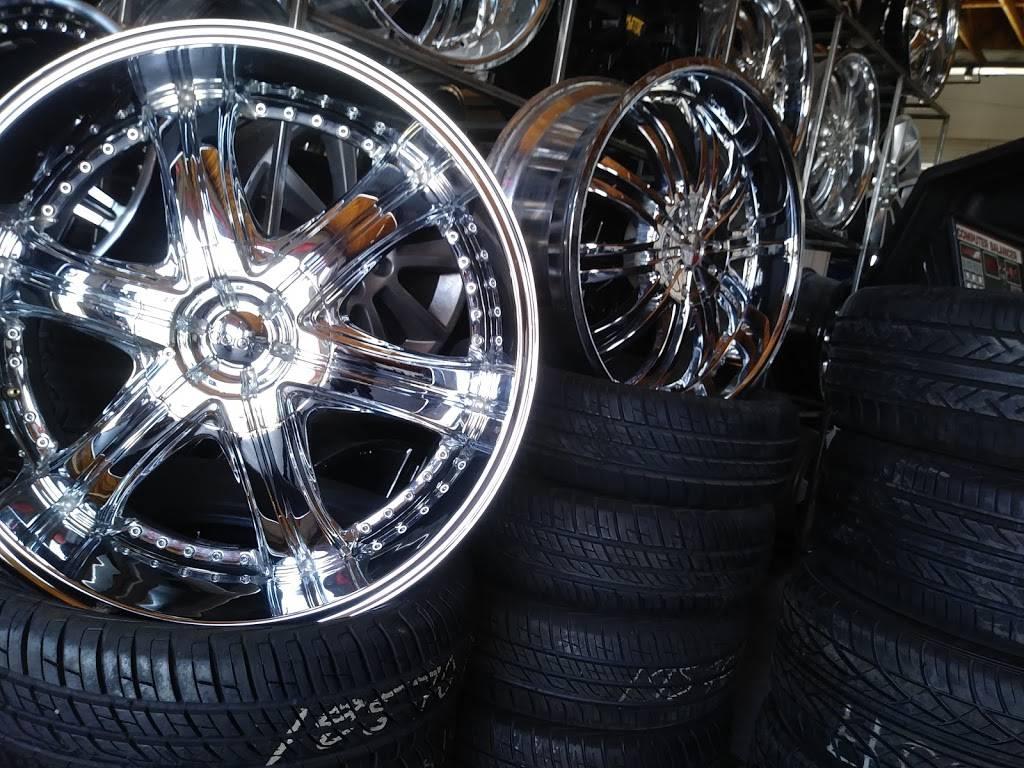 Super Mario Tires - car repair    Photo 2 of 7   Address: 2428 N Jones Blvd, Las Vegas, NV 89108, USA   Phone: (702) 258-4737