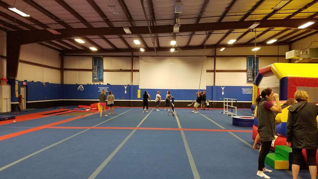Double Down Athletics - gym  | Photo 5 of 10 | Address: 1551 Swanson Dr, Oviedo, FL 32765, USA | Phone: (407) 365-8021