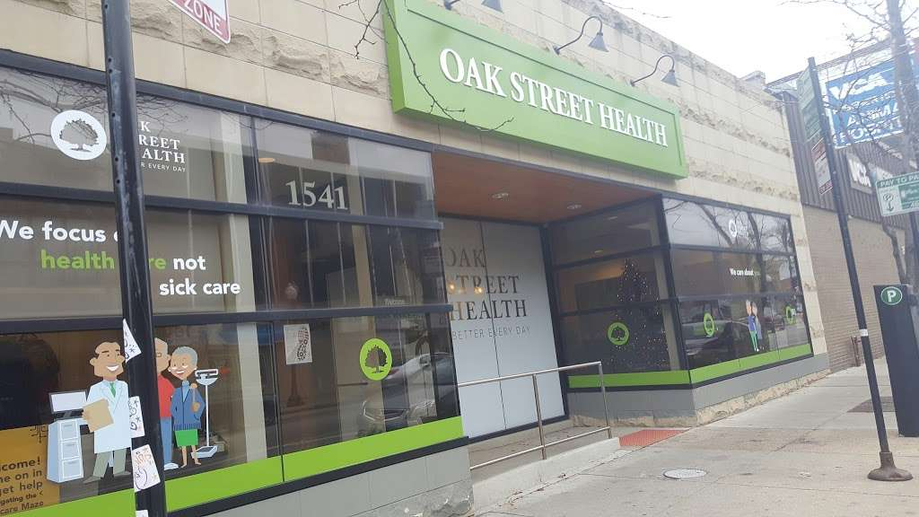 Oak Street Health - doctor  | Photo 2 of 2 | Address: 1541 W Devon Ave, Chicago, IL 60660, USA | Phone: (773) 250-5222
