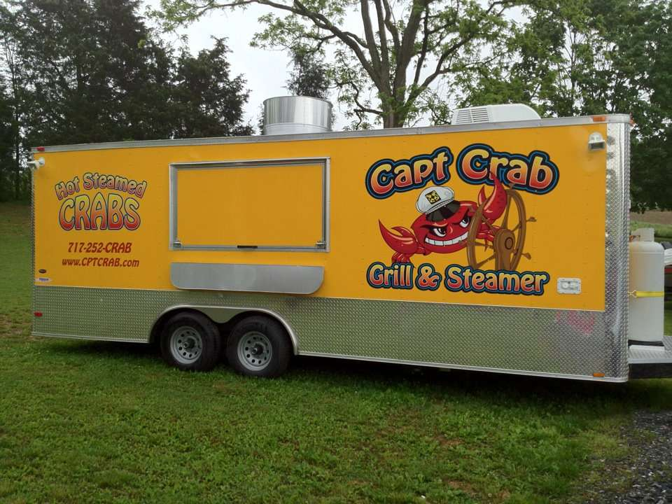 Captain Crab Grill & Steamer - restaurant  | Photo 2 of 8 | Address: 6436 Lincoln Ave, Wrightsville, PA 17368, USA | Phone: (717) 252-2722