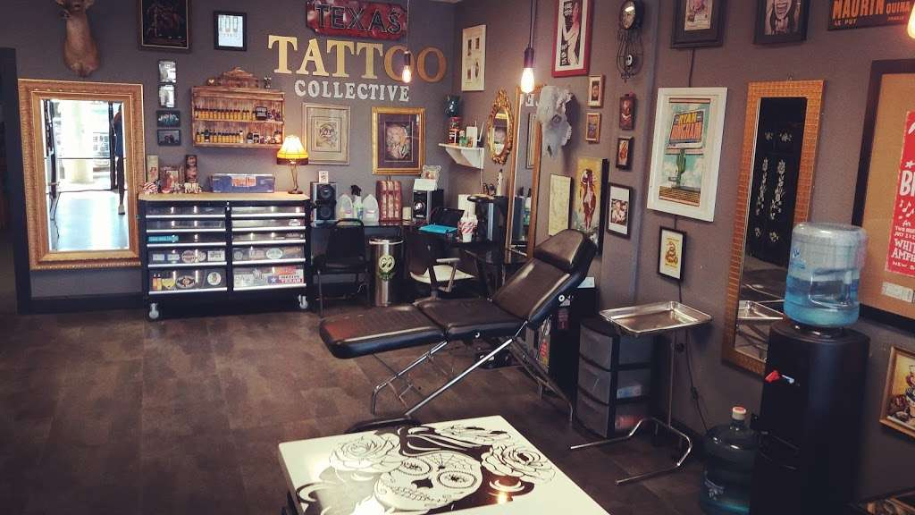 TEXAS Tattoo Collective - store  | Photo 2 of 10 | Address: 1712 N Frazier St #111, Conroe, TX 77301, USA