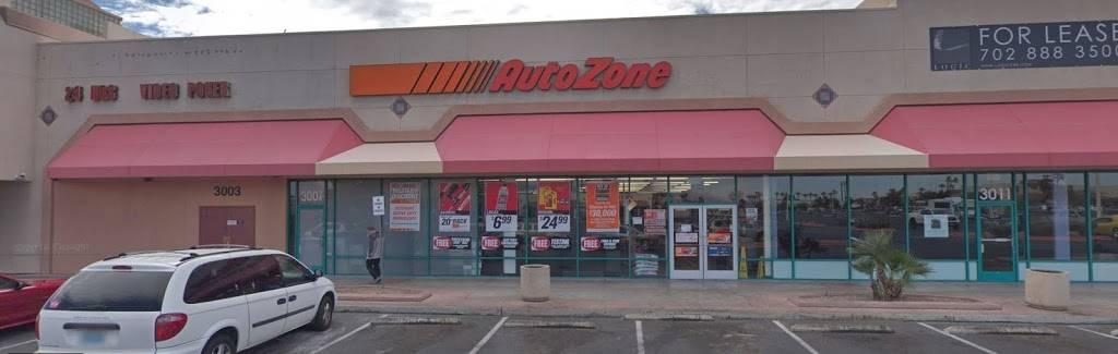 AutoZone Auto Parts - car repair  | Photo 6 of 7 | Address: 3007 Rainbow N, Las Vegas, NV 89108, USA | Phone: (702) 655-1466