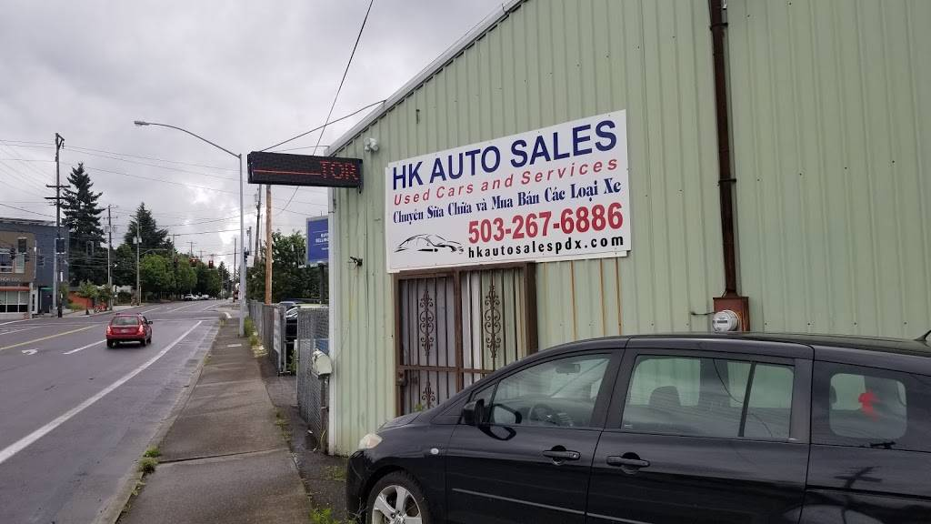 HK Auto Sales - car dealer  | Photo 1 of 10 | Address: 5555 NE Cully Blvd, Portland, OR 97218, USA | Phone: (503) 267-6886