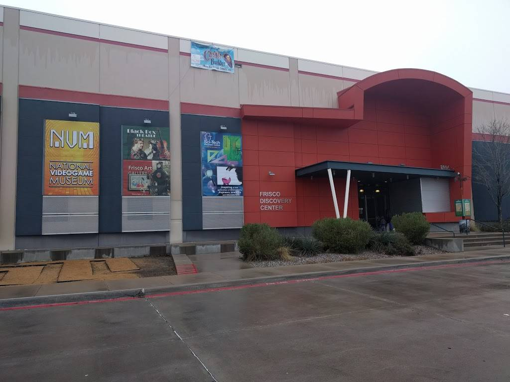 National Videogame Museum - museum  | Photo 2 of 10 | Address: 8004 Dallas Pkwy, Frisco, TX 75034, USA | Phone: (972) 668-8400