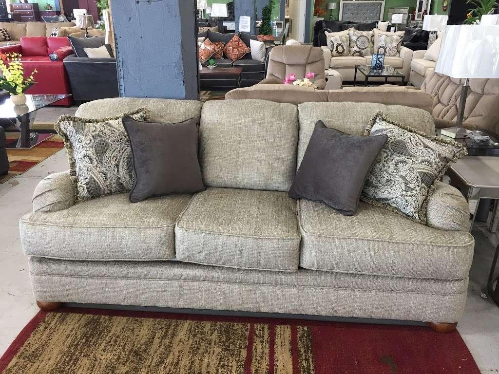 Furniture Mecca - furniture store  | Photo 8 of 10 | Address: 1430 W Hunting Park Ave, Philadelphia, PA 19140, USA | Phone: (267) 297-8558