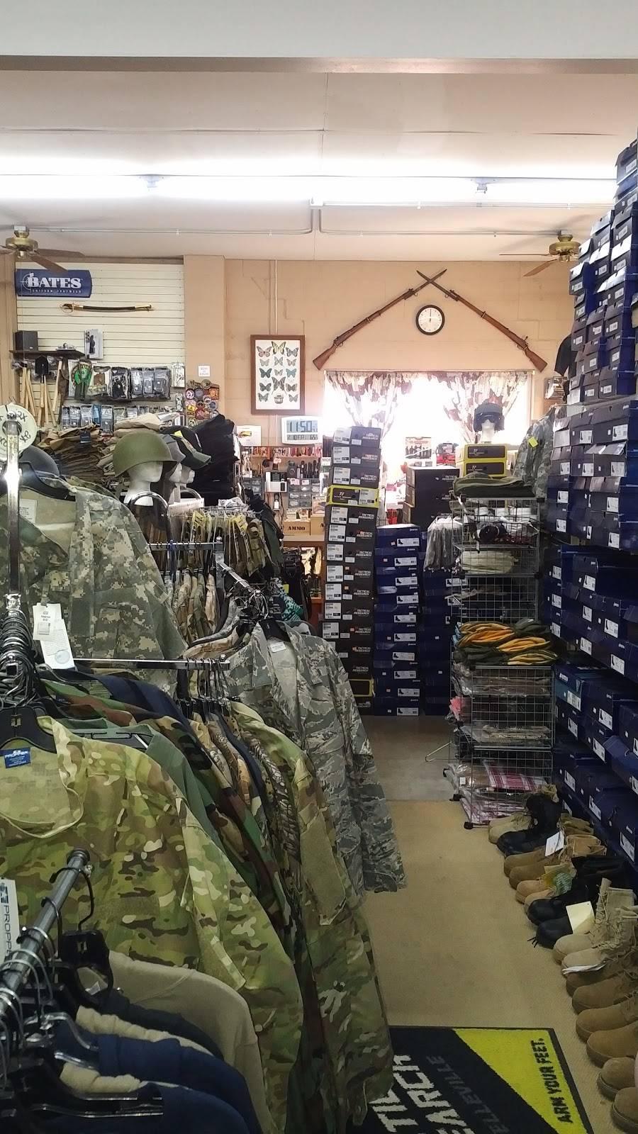 Bosserts Military Surplus - clothing store  | Photo 3 of 7 | Address: 434 NE 32nd St, Kansas City, MO 64116, USA | Phone: (816) 452-2002