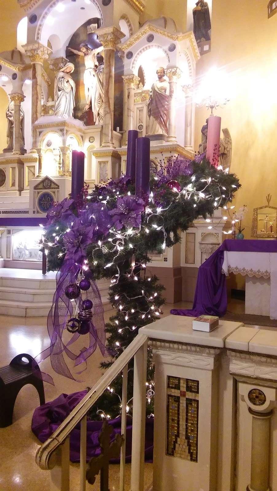 St Anthonys Catholic Church Parish Office - church    Photo 9 of 10   Address: 1510 S 49th Ct, Cicero, IL 60804, USA   Phone: (708) 652-0231