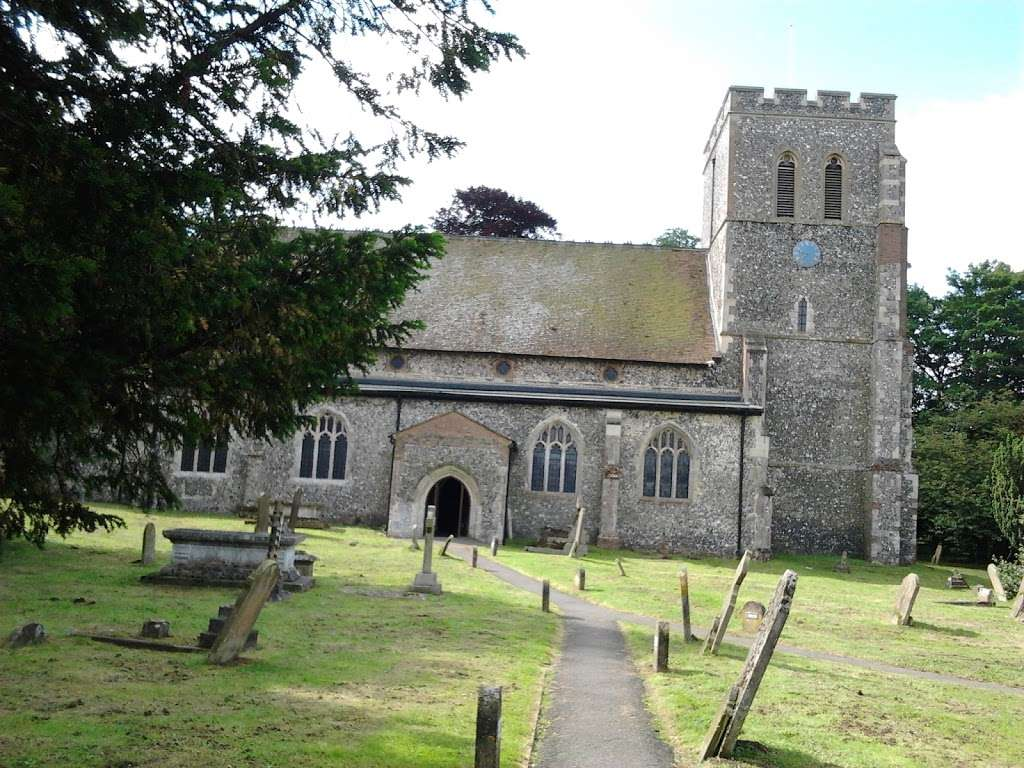 Saint John the Baptist Meopham - church    Photo 2 of 10   Address: Wrotham Rd, Meopham, Gravesend DA13 0AA, UK   Phone: 01474 813106
