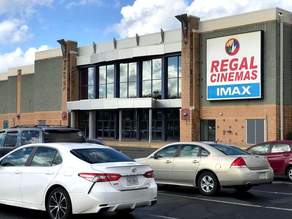 Regal Cinemas Manassas 14 & IMAX - movie theater  | Photo 2 of 10 | Address: 11380 Bulloch Dr, Manassas, VA 20109, USA | Phone: (844) 462-7342