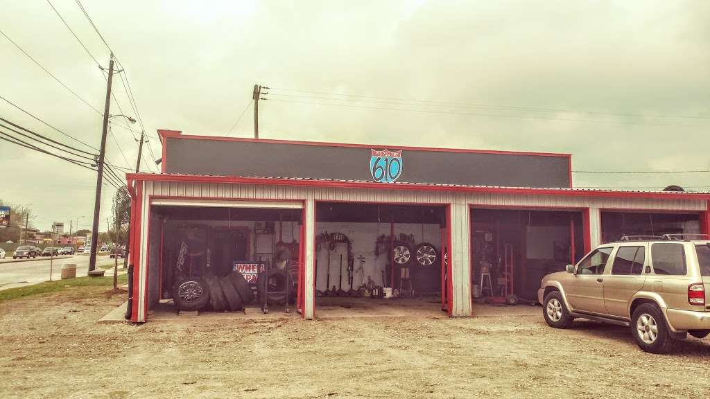 610 Wheels & Tires - car repair  | Photo 2 of 10 | Address: 13101 S Post Oak Rd, Houston, TX 77045, USA | Phone: (713) 726-8473