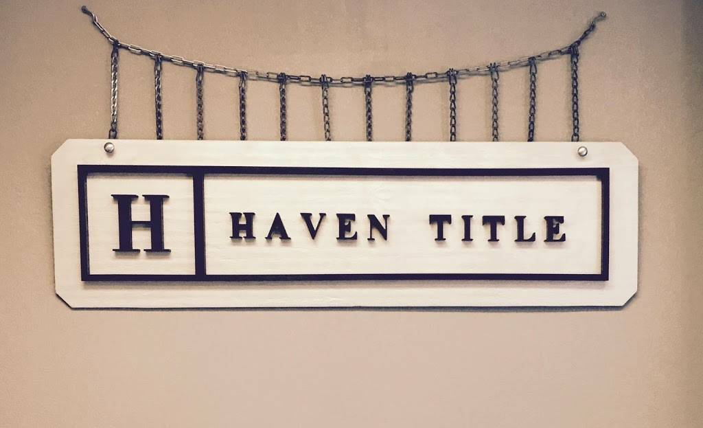 Haven Title, LLC - insurance agency  | Photo 1 of 3 | Address: 3249 W Cypress St suite c, Tampa, FL 33607, USA | Phone: (813) 699-3054
