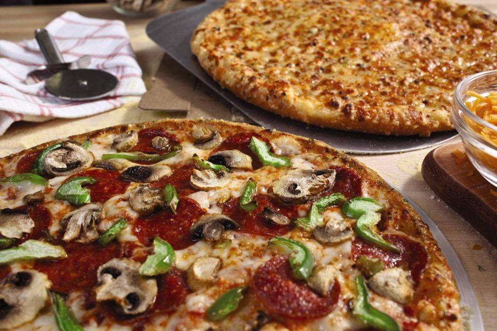 Dominos Pizza - meal delivery  | Photo 1 of 10 | Address: 1285 S Garey Ave, Pomona, CA 91766, USA | Phone: (909) 622-0229