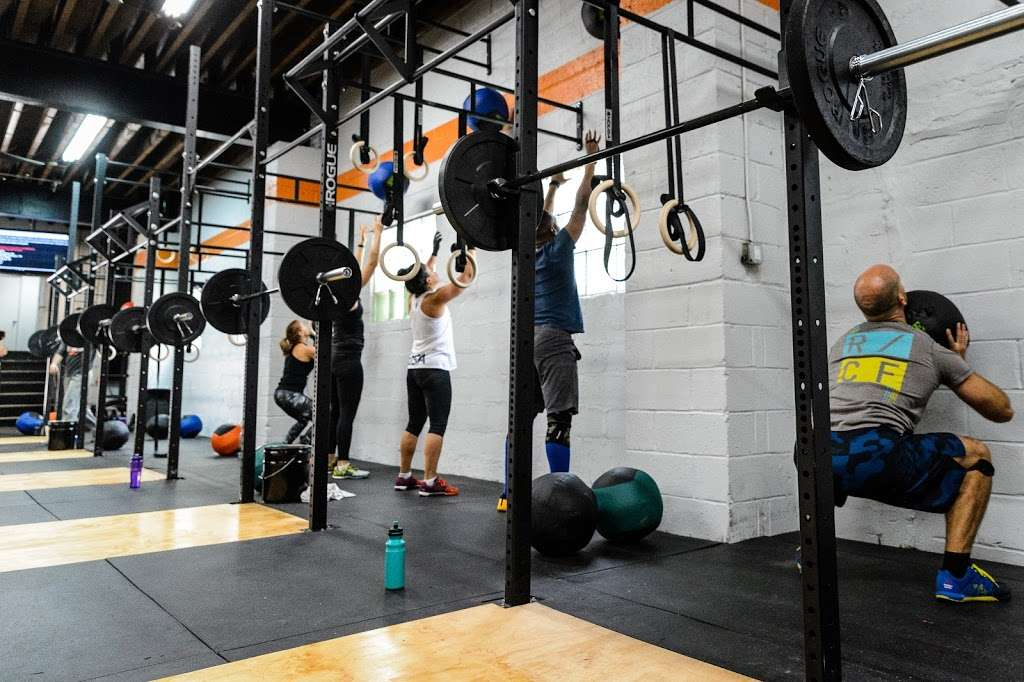 CrossFit Outbreak Bed Stuy - gym  | Photo 1 of 10 | Address: 1107, 492 Throop Ave, Brooklyn, NY 11221, USA | Phone: (347) 696-7060